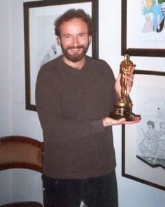 With Oscar . . . (actually, James Goldman's)