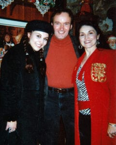 With multi-talented mother/daughter Kay and Katrina Yaukey