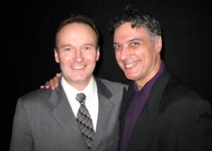 With talented Bob Cuccioli, 'Sessions - The Musical' reading
